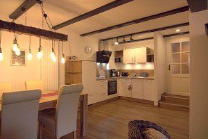 Wohnung 12 mit zwei Schlafzimmern und großer Wohnküche