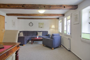 Wohnung No8 mit zwei Schlafzimmern (Achtung teilweise niedrige Decke)